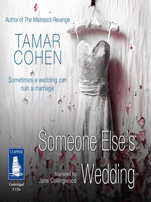 cover image of Someone Else's Wedding