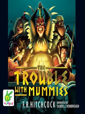 cover image of The Trouble With Mummies