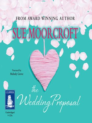 cover image of The Wedding Proposal