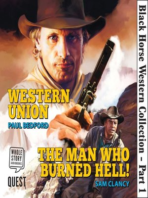 cover image of Black Horse Western Collection