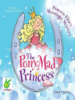 cover image of Princess Ellie's Moonlight Mystery