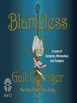 cover image of Blameless
