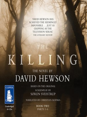 cover image of The Killing--Book 2, Parts 1-6