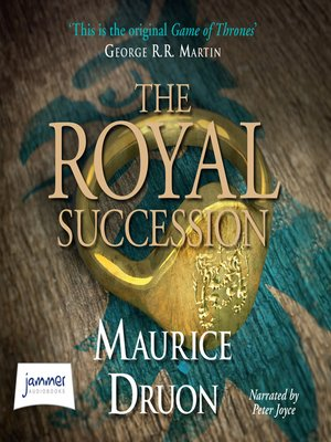 cover image of The Royal Succession