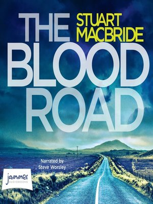 cover image of The Blood Road