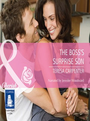 cover image of The Boss's Surprise Son