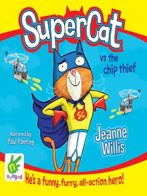 cover image of Supercat vs the Chip Thief