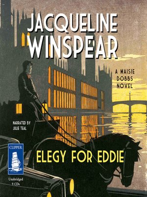 cover image of Elegy for Eddie