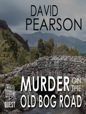 cover image of Murder on the Old Bog Road