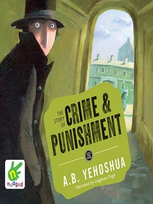 cover image of The Story of Crime and Punishment