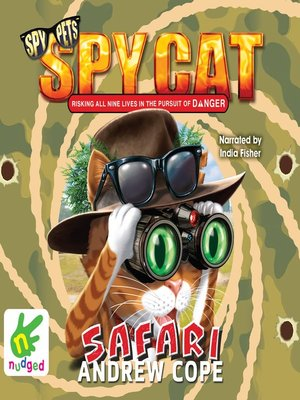 cover image of Spy Cat--Safari