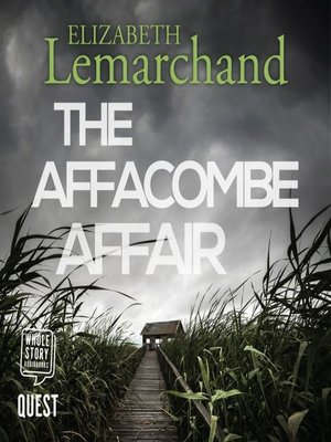 cover image of The Affacombe Affair
