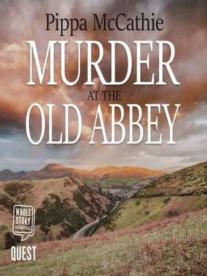 cover image of Murder at the Old Abbey