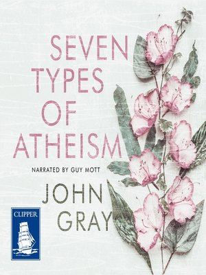 cover image of Seven Types of Atheism