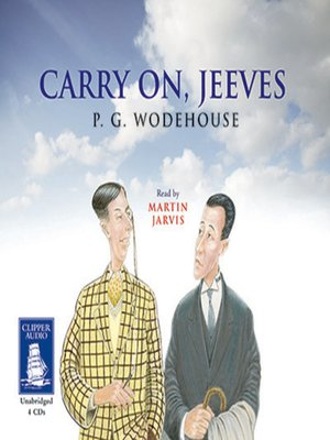 cover image of Carry on Jeeves