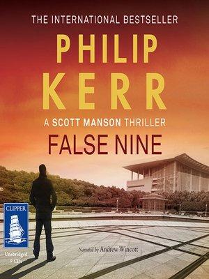 cover image of False Nine