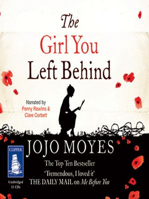 cover image of The Girl You Left Behind