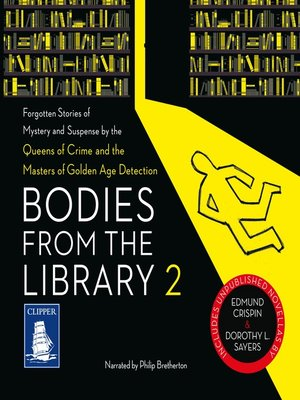 cover image of Bodies from the Library 2