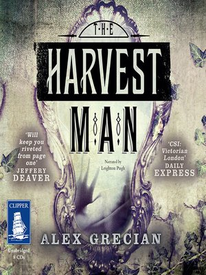 cover image of The Harvest Man