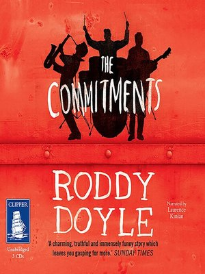 cover image of The Commitments