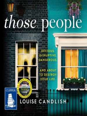 cover image of Those People