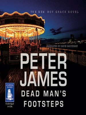 cover image of Dead Man's Footsteps