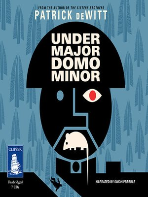 cover image of Undermajordomo Minor