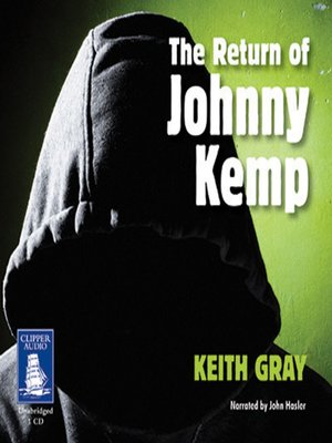 cover image of The Return of Johnny Kemp