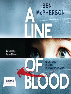 cover image of A Line of Blood