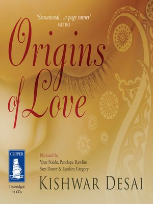 cover image of Origins of Love