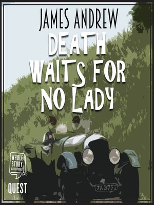 cover image of Death Waits for No Lady