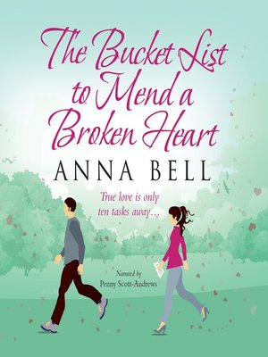 cover image of The Bucket List to Mend a Broken Heart