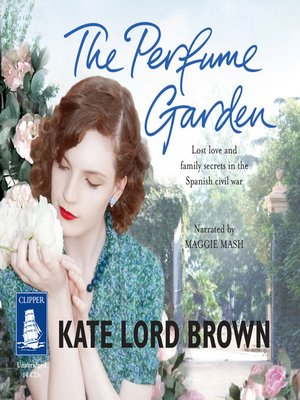 cover image of The Perfume Garden