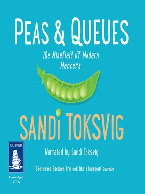 cover image of Peas and Queues