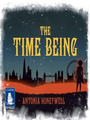cover image of The Time Being