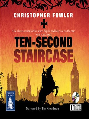 cover image of Ten-Second Staircase