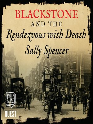cover image of Blackstone and the Rendezvous with Death