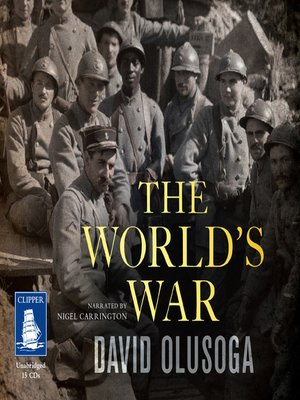 cover image of The World's War