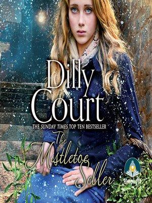 cover image of The Mistletoe Seller