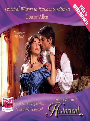 cover image of Practical Widow to Passionate Mistress