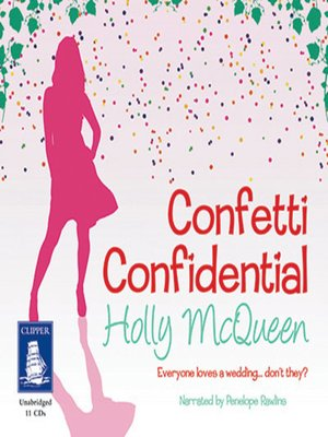 cover image of Confetti Confidential