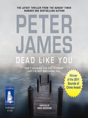 cover image of Dead Like You