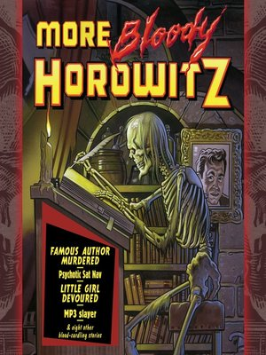 cover image of More Bloody Horowitz