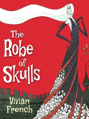 cover image of The Robe of Skulls