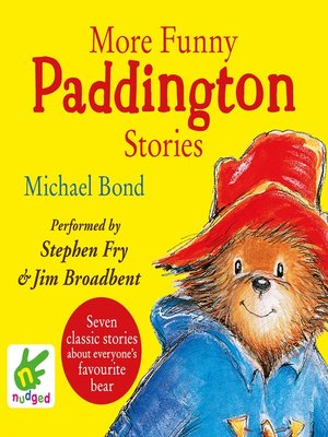 cover image of More Funny Paddington Stories