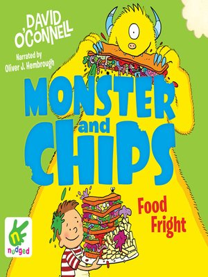 cover image of Monster and Chips--Food Fright