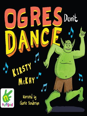 cover image of Ogres Don't Dance