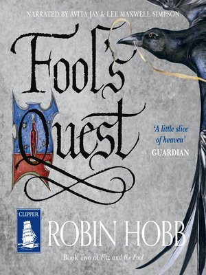 cover image of Fool's Quest--Part One