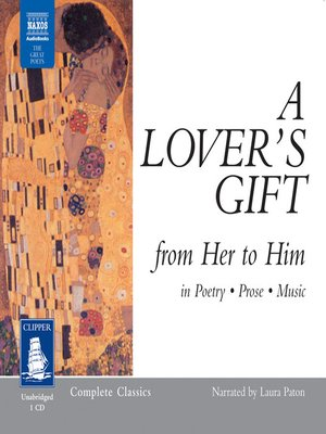 cover image of A Lover's Gift--From Her to Him