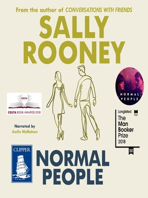 cover image of Normal People
